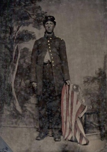 How Pvt. W. W. Smith might have looked