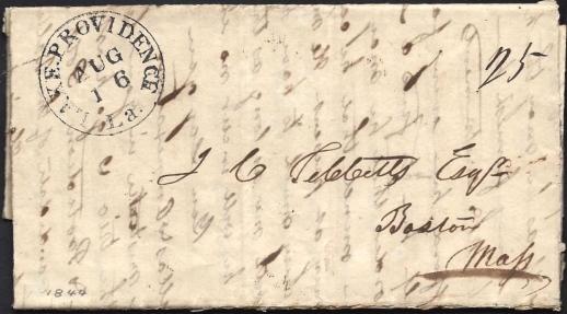 1844 Letter